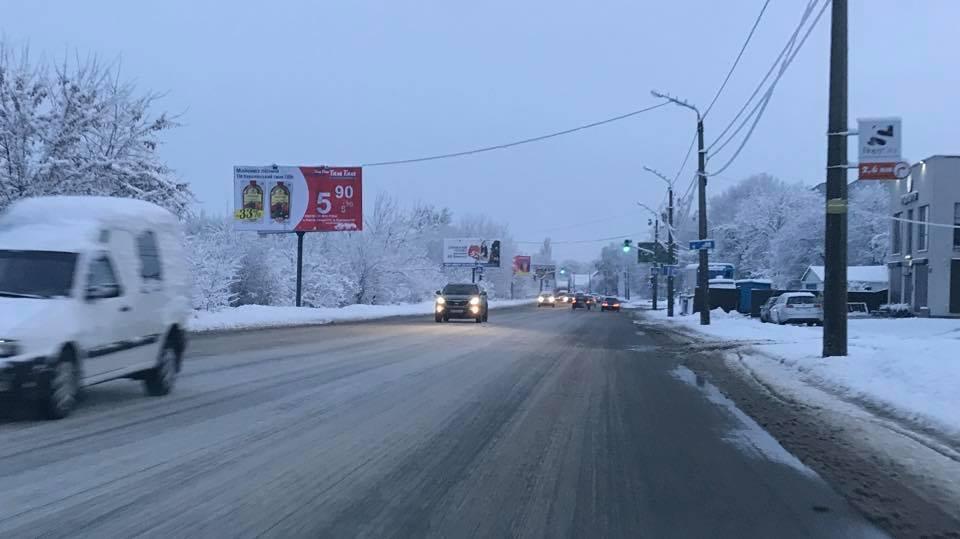 У Луцьку витратять 2,5 мільйона гривень на прибирання снігу