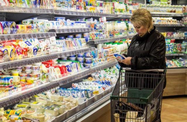 В Україні по-новому маркуватимуть продукти харчування