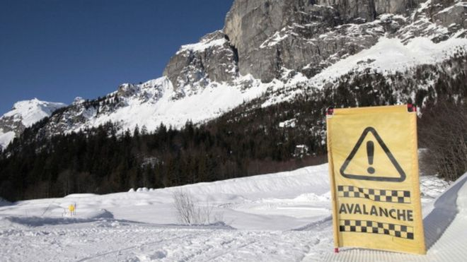В Альпах дивом врятували хлопчика, що пробув під лавиною 40 хвилин
