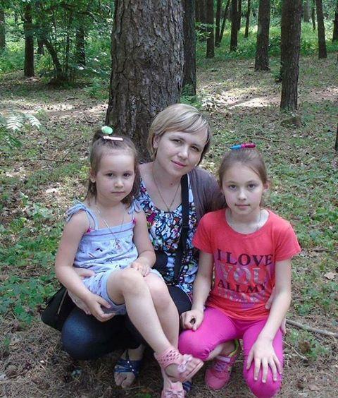 На Волині мати двох дітей просить про допомогу у боротьбі з раком