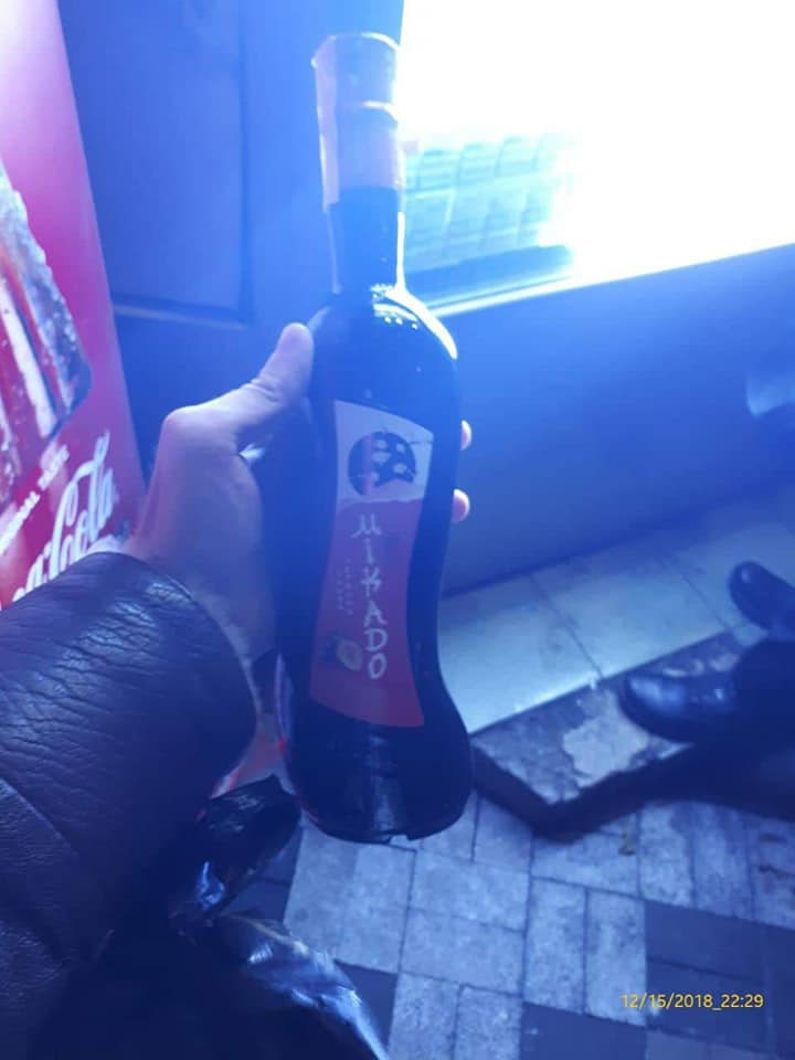 У Луцьку вночі торгували алкоголем