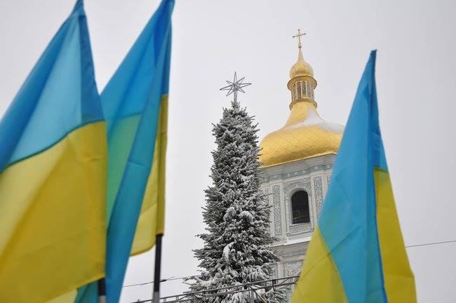 Волиняни побували в Києві на представленні предстоятеля української церкви Епіфанія. ФОТО