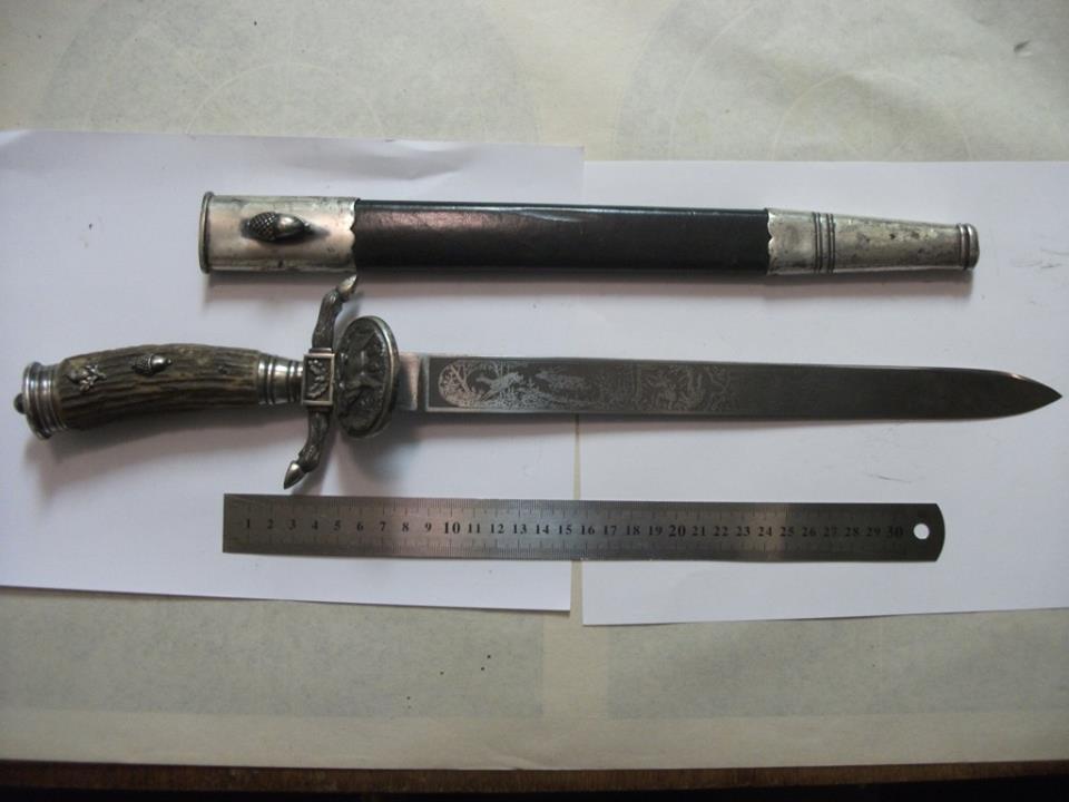 Волинському краєзнавчому музею передадуть рідкісні зразки холодної зброї
