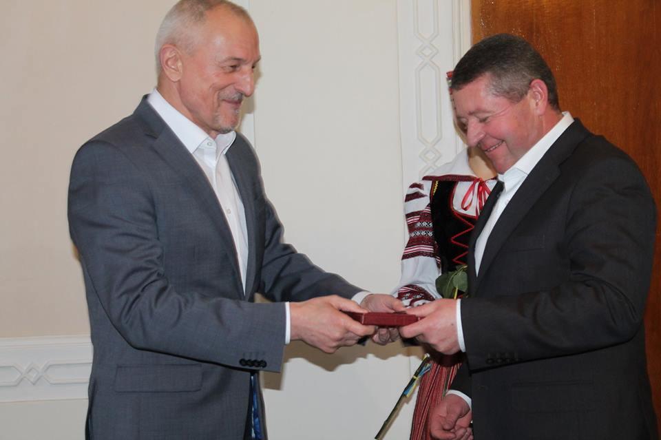 Депутат Волиньради отримав орден