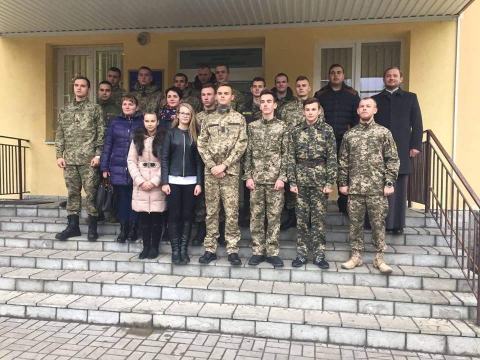 У Луцькому прикордонному загоні відбувся «День відкритих дверей»