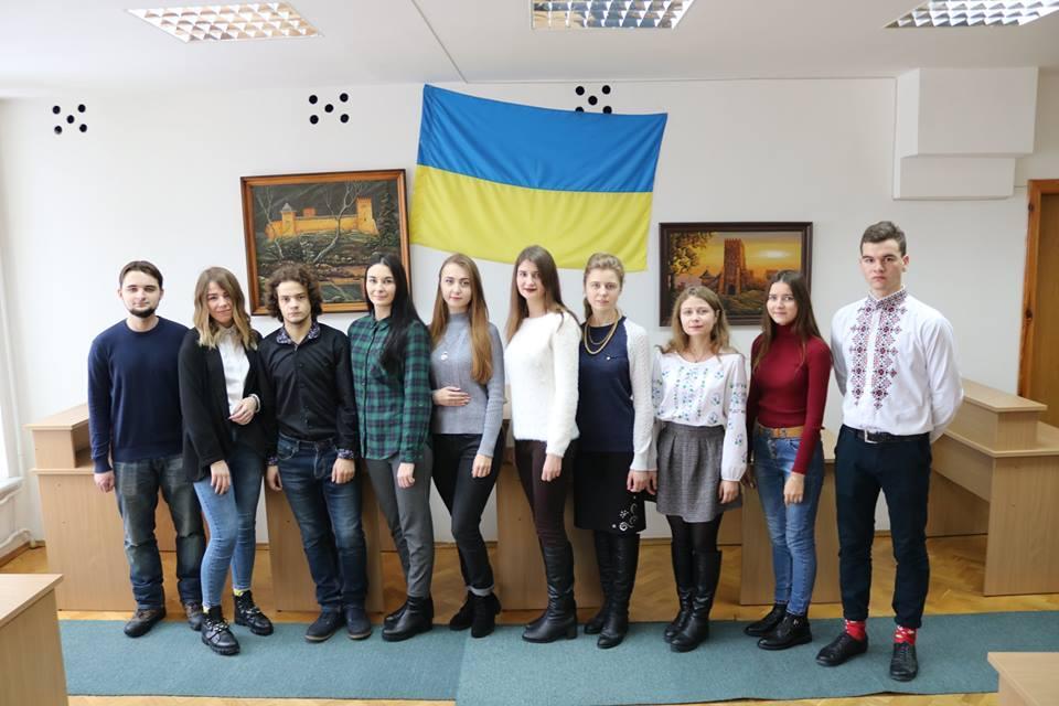 Десятеро волинських студентів стали стипендіантами Вічного Фонду Радіонів