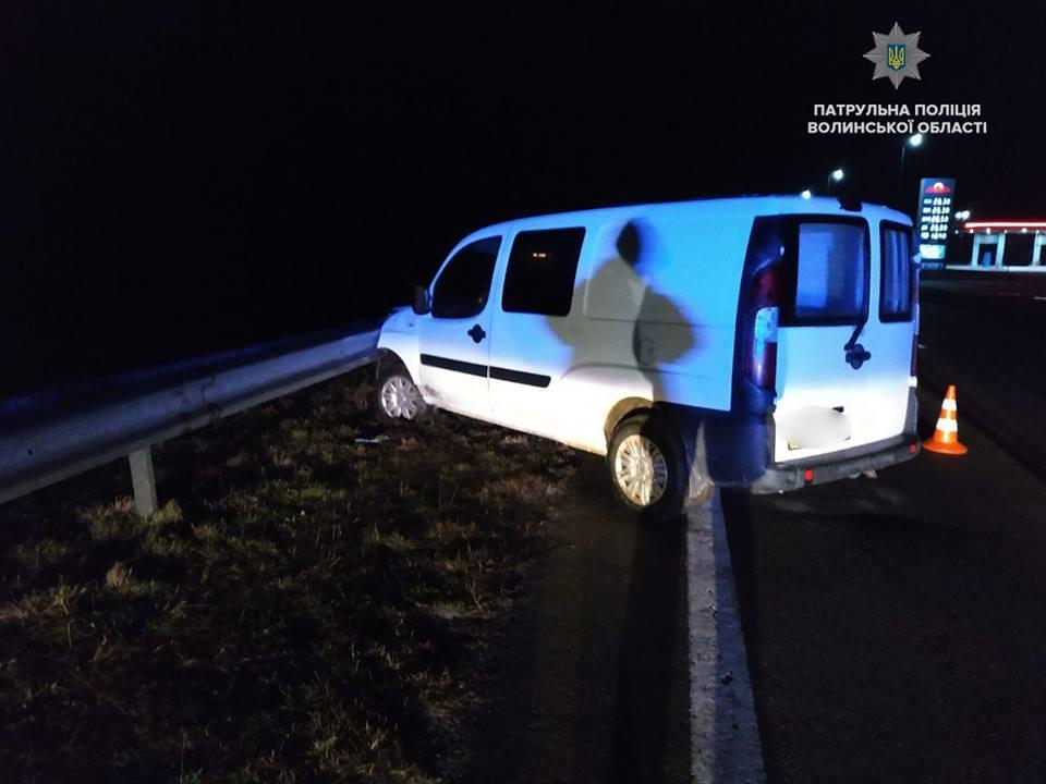 Волинські патрульні затримали п'яних водіїв