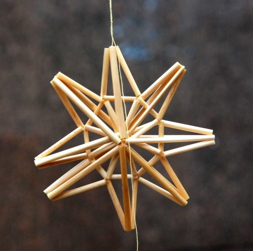 У Луцьку відбудеться майстер-клас з виготовлення різдвяного «павука»