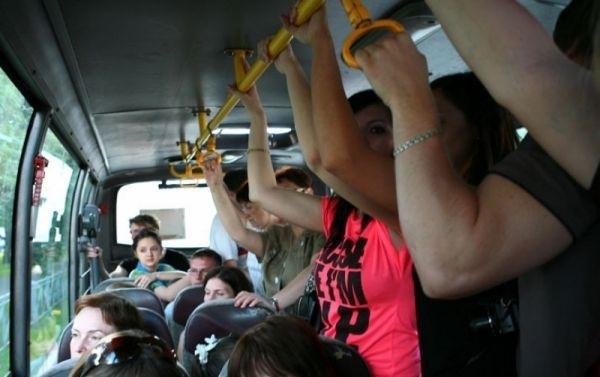 На Волині водій маршрутки не пустив в салон дитину з інвалідністю – соцмережі