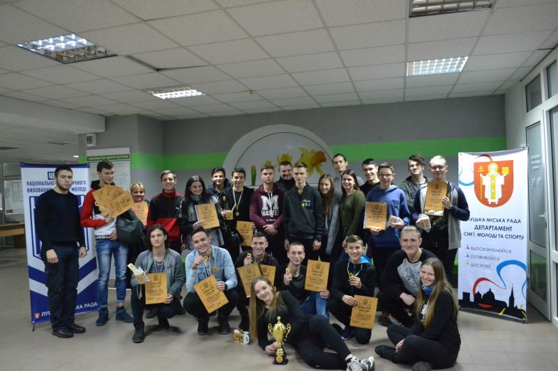 Луцькі школярі грали українізовану «Мафію». ФОТО