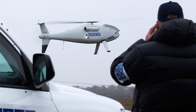 ОБСЄ виявила на окупованому Донбасі понад сто одиниць важкої техніки