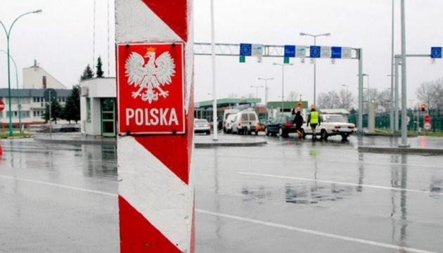 Польща залишає на кордоні з Україною єдиний пішохідний перехід