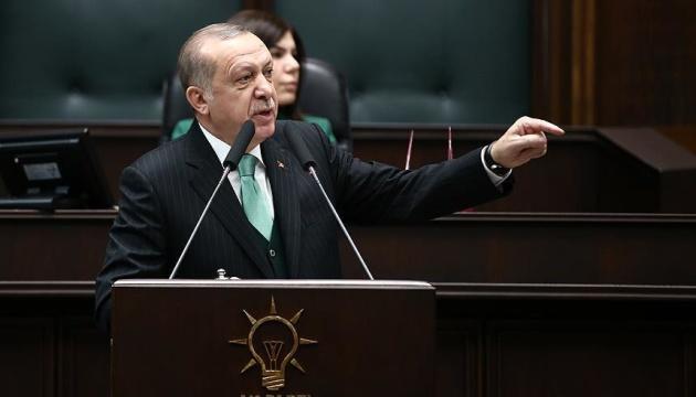 Ердоган заявляє про нову військову операцію у Сирії вже за кілька днів