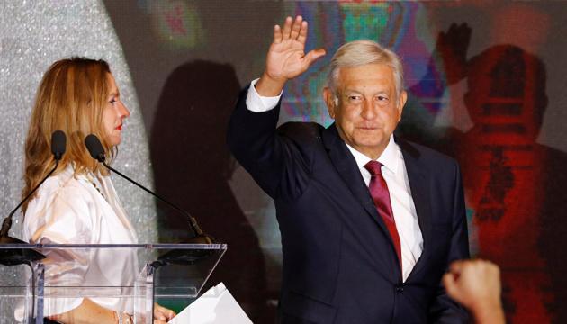 У Мексиці склав присягу новий президент