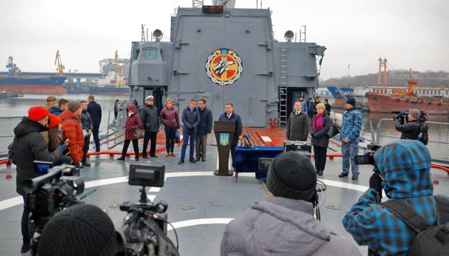 У січні в Україну прибудуть військові ВМС Британії