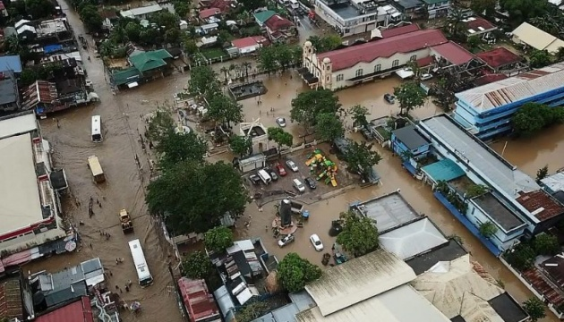 Шторм на Філіппінах забрав 22 життя