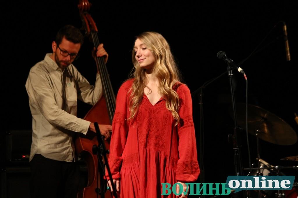 Українські мотиви та скандинавський джаз – у Луцьку відбувся перший день «Jazz Bez». ФОТО