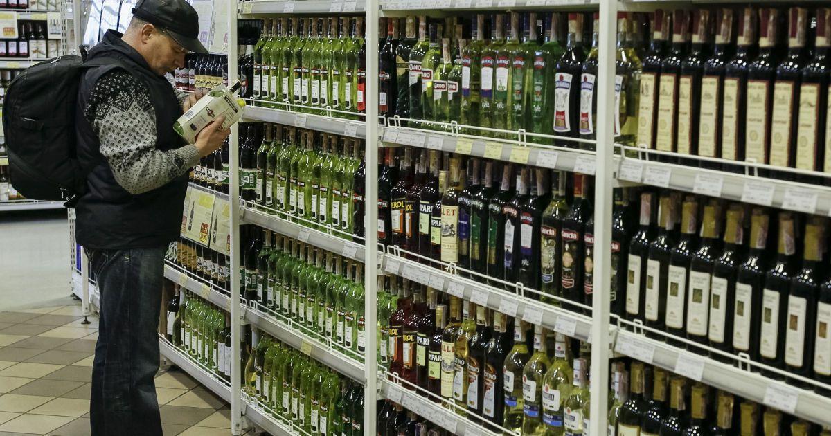 Мінекономіки пропонує спростити торгівлю алкоголем