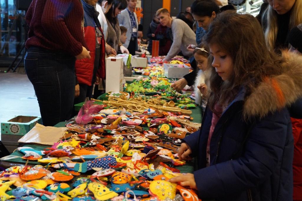 Організатори оголосили перші результати акції «Тепла іграшка надії». ФОТО. ВІДЕО