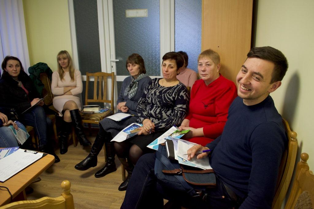 У Жидичинській громаді тренували депутатів та посадовців ОТГ