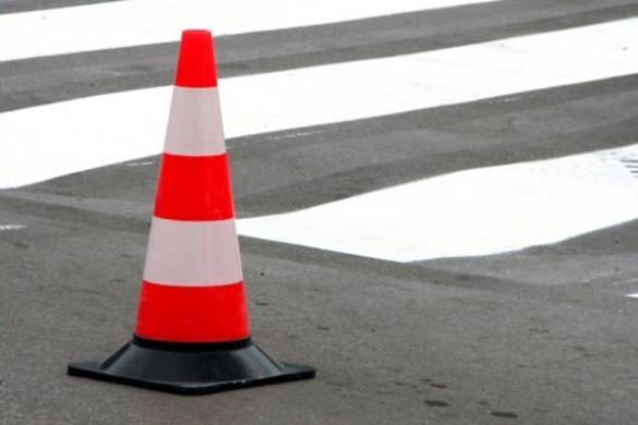 У Луцьку автомобіль збив чоловіка на пішоходному переході