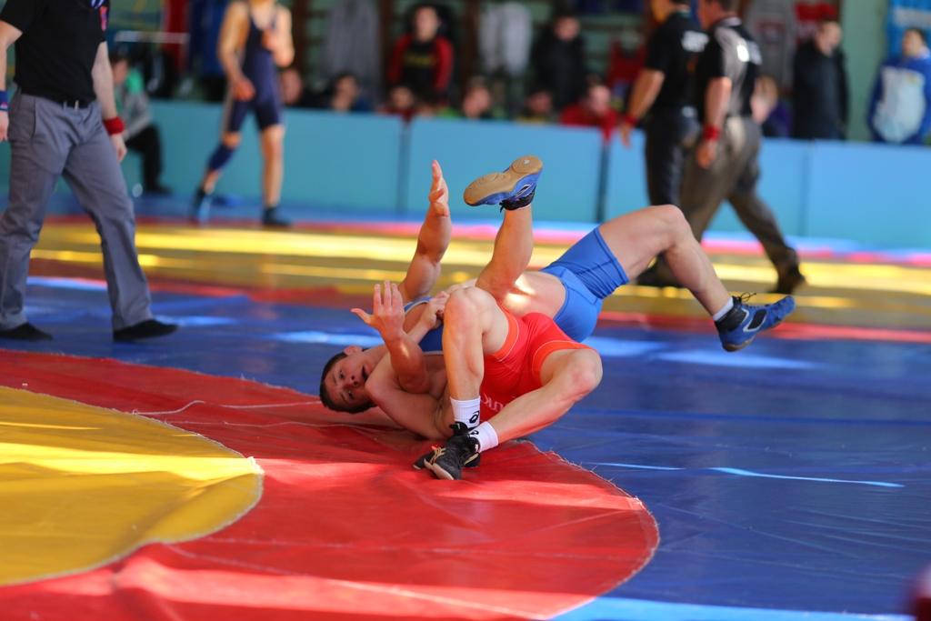 Волиняни гідно виступили на чемпіонаті України з боротьби вільної