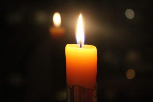 На Волині жінка згоріла у власній оселі через свічку