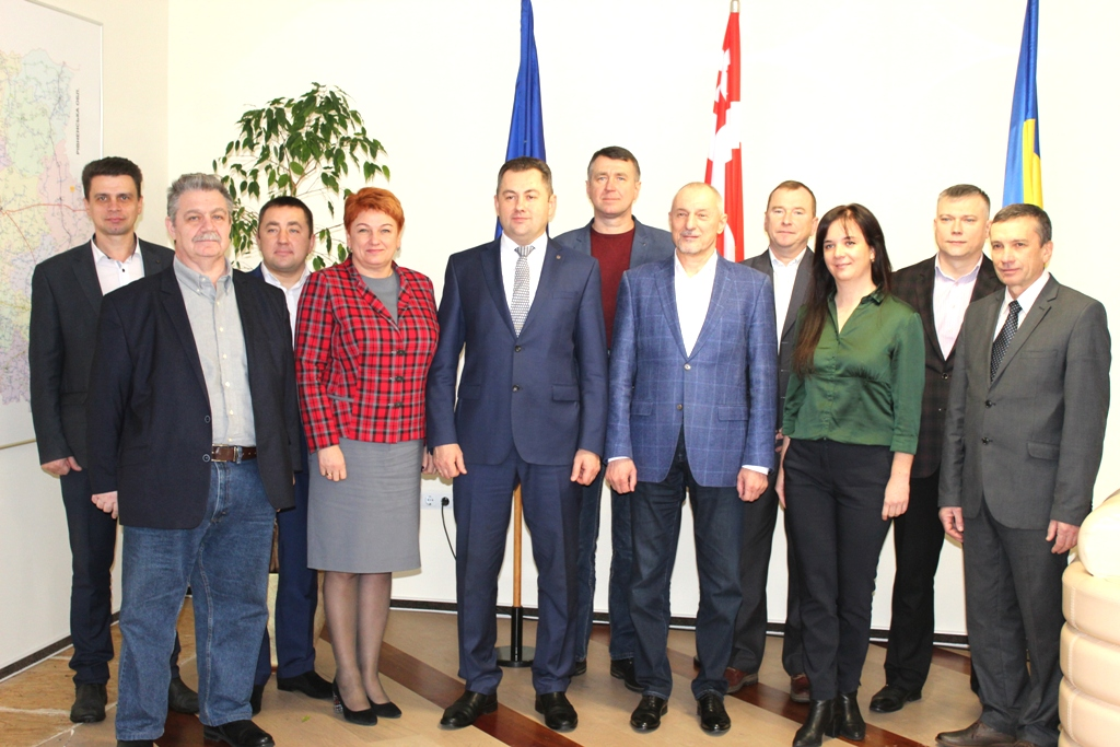 Луцький виш і Волинська ОДА підписали меморандум про співпрацю. ФОТО