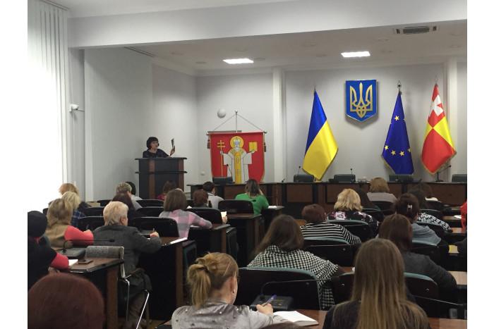 У Луцькраді провели зустріч з діловодами освітніх закладів