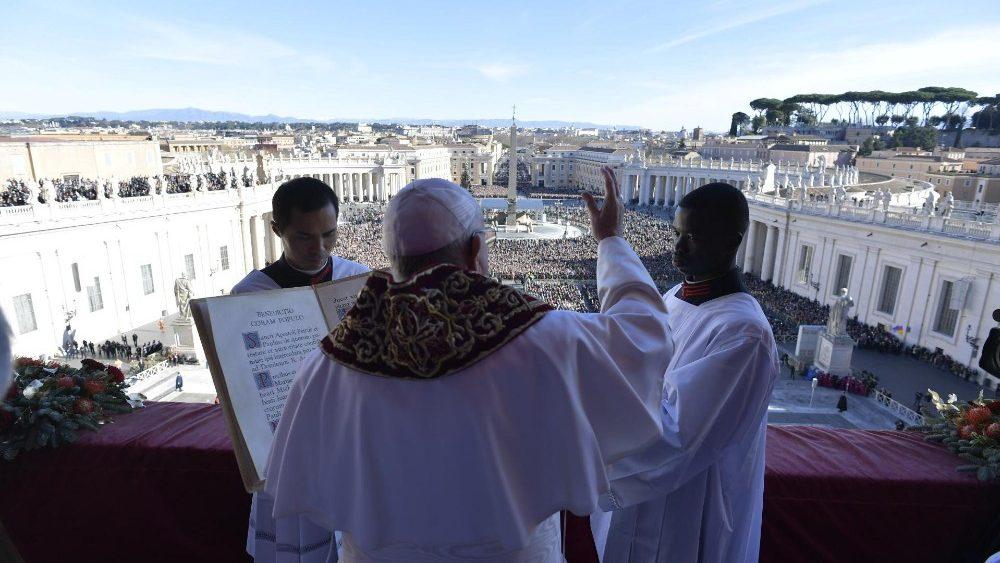 Папа: «Господь принесе полегшення любій Україні, що з нетерпінням прагне миру»