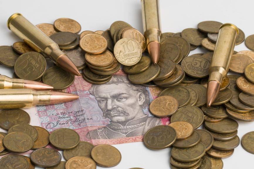 На Волині до держбюджету сплатили понад 236 мільйонів гривень військового збору