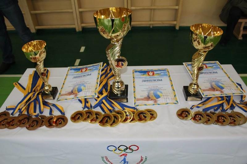 У Луцьку відбувся чемпіонат з волейболу. ФОТО