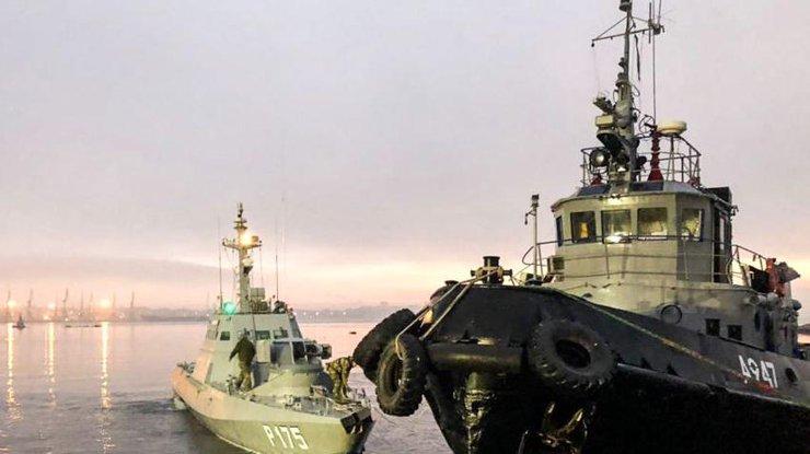 Ще двоє українських моряків назвали себе військовополоненими