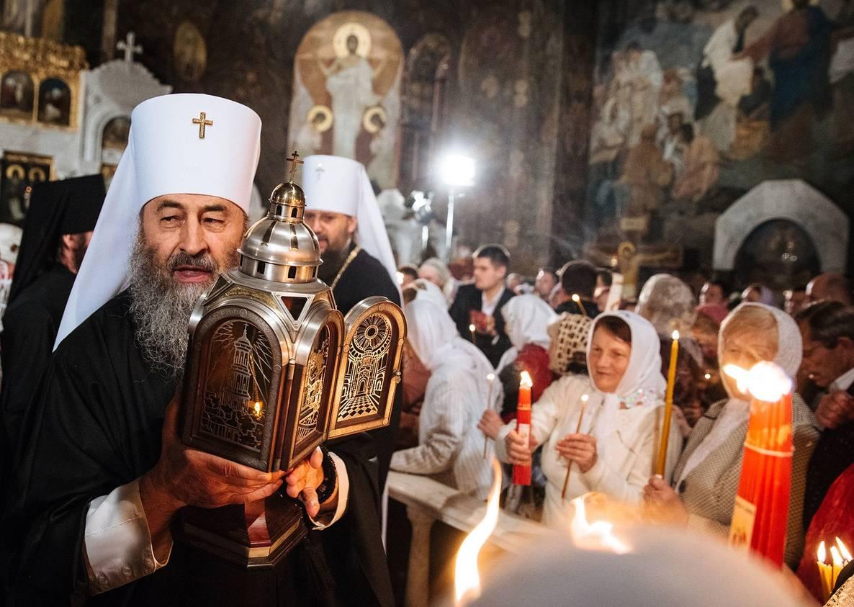 Рада зобов'язала УПЦ МП вказувати у своїй назві приналежність до Російської православної церкви