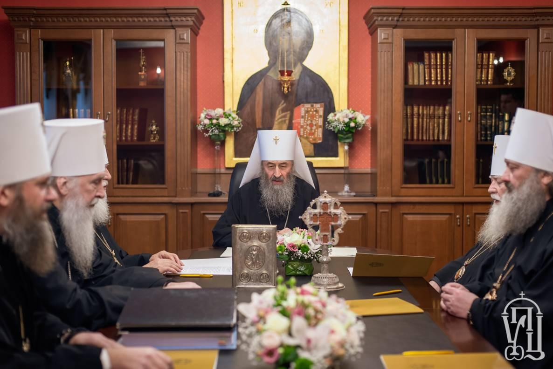 УПЦ МП зібралася на позачерговий Синод
