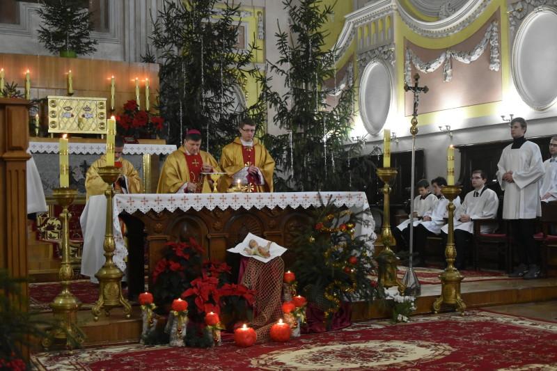 Різдвяне богослужіння у Луцьку. ФОТО