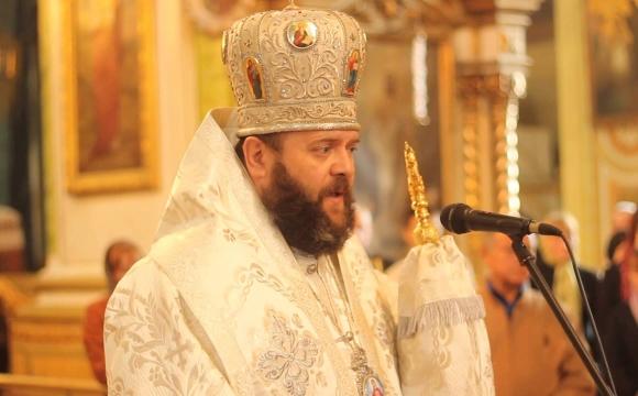 Владика Михаїл очолив престольне свято у волинському селі