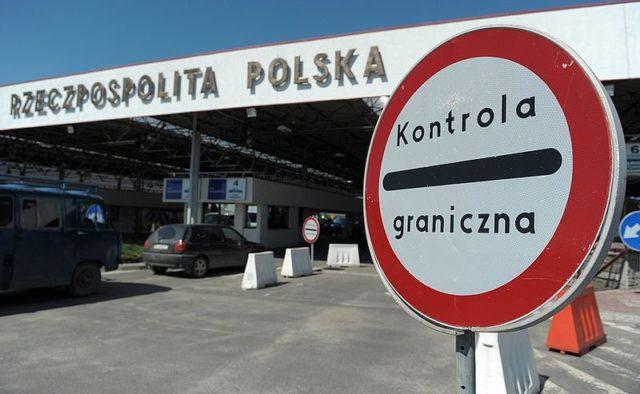 Українців не пустили в Польщу через можливу загрозу національній безпеці