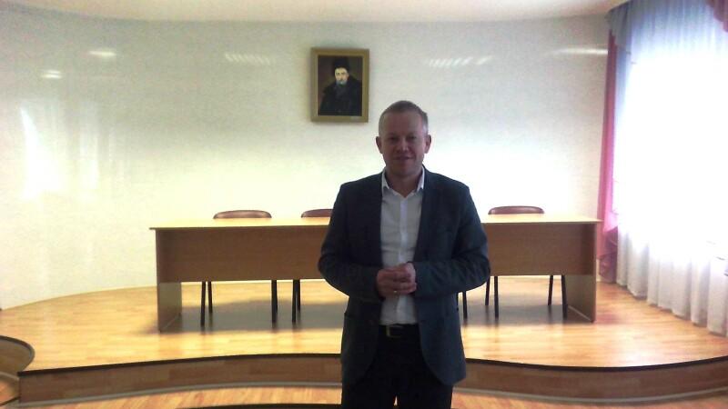 Представили нового керівника «Луцьководоканалу». ФОТО