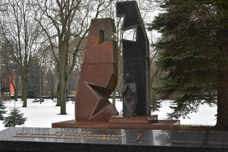 У Луцьку вшанували пам'ять загиблих воїнів-афганців. ФОТО