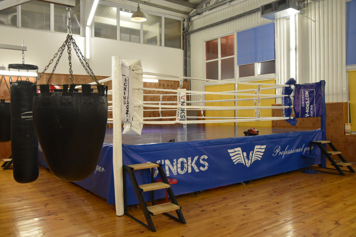 У Луцьку відкрили новий ринг