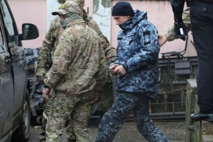 Родинам усіх 24 полонених моряків виплатили по 100 тисяч гривень допомоги