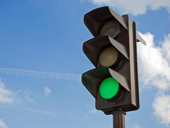 Село передало на баланс департамента Луцькради світлофор
