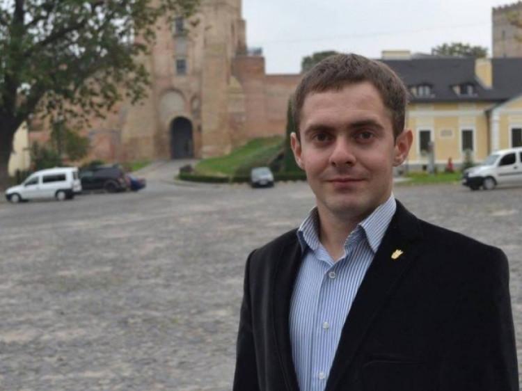 Нового депутата Луцькради призначили головою комісії