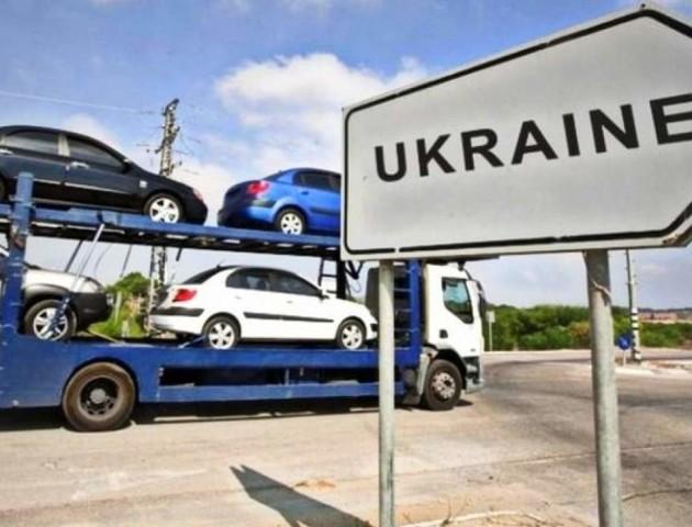 Десять днів на Волині після нового законодавства щодо авто на єврономерах