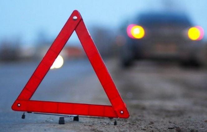 У Луцьку розшукують водія, який збив пішохода і втік