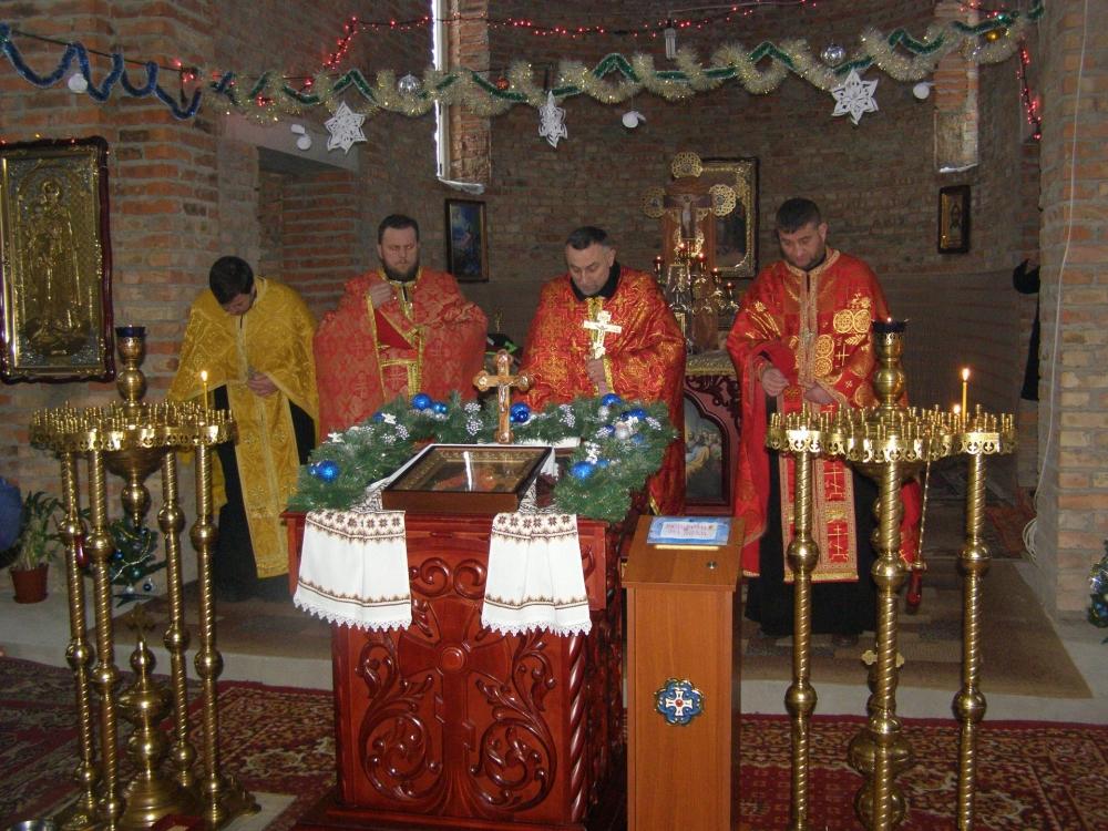 У луцькому храмі молилися за військовополонених