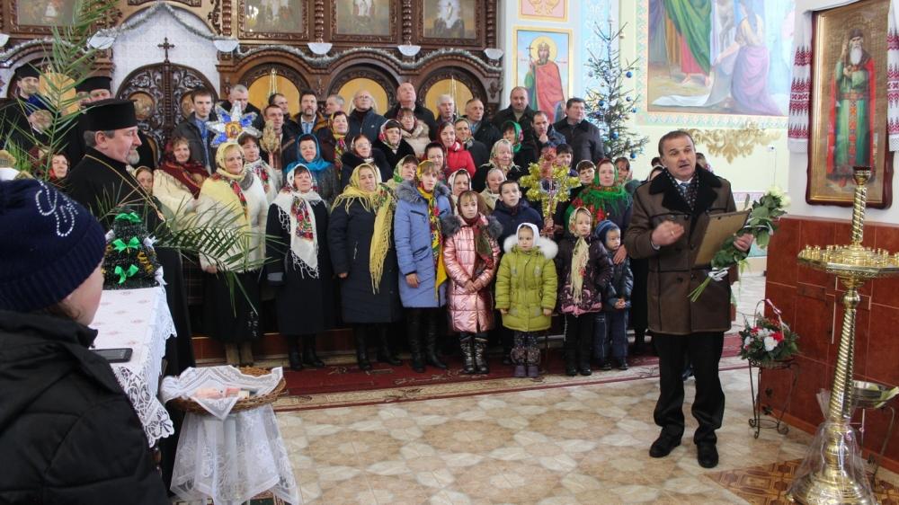 У Ратному відбувся різдвяний фестиваль
