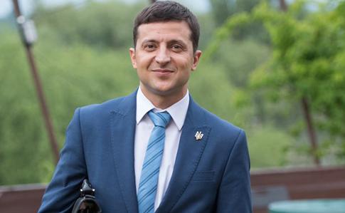 Зеленський оголосив, що йде у президенти. ВІДЕО