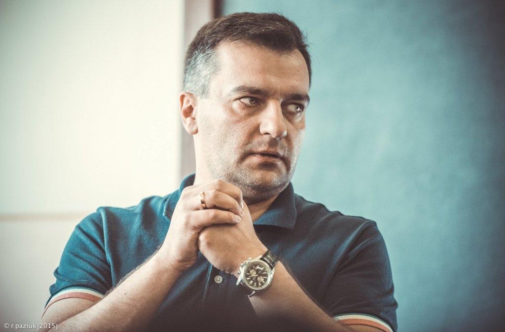 Екс-розслідувач Дмитро Гнап іде в президенти
